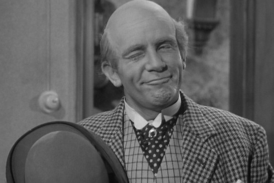Norman Wisdom, Just My Luck Movie Trailer.