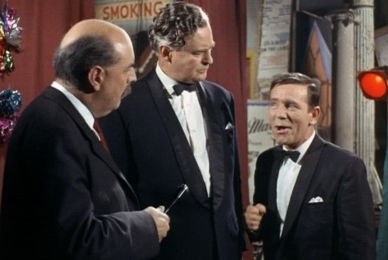 Norman Wisdom, Press for Time Movie Trailer.